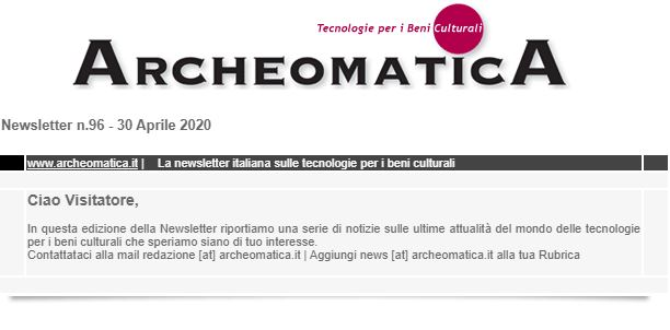 Archeomatica